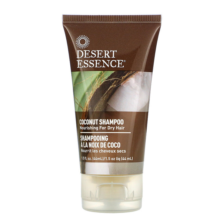 Desert Essence - Shampoo de Coco 44ml