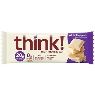 Think - Barra Proteica Sabor Chocolate Blanco 60g