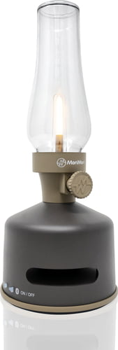 Led Lantern Speaker - Marrone Scuro | MoriMori | Inverticale