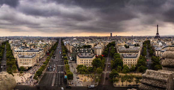 A Storm Brewing (LIMITED EDITION) - Paris, France