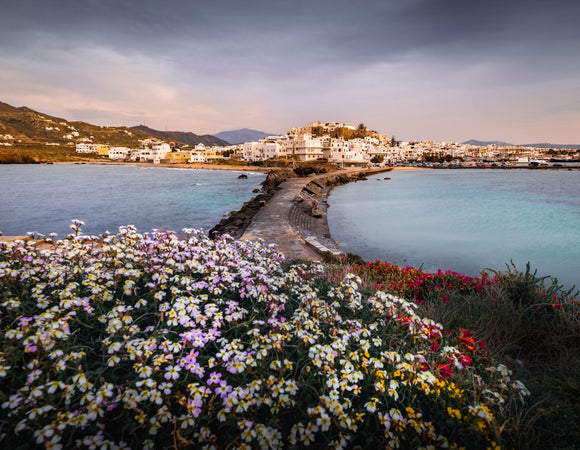 Spring in the Cyclades - Naxos, Greece