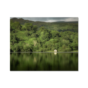 Dream in Green - Rydal Water, Lake District, United Kingdom Fine Art Print