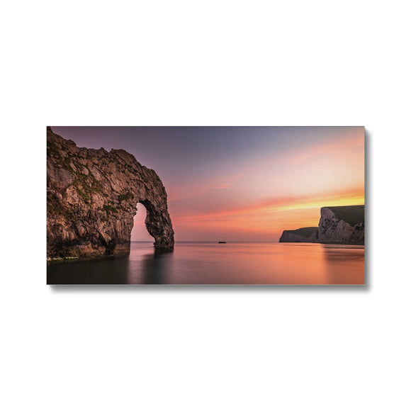 A painting by nature! - Durdle Door Canvas - Sydspicsprints