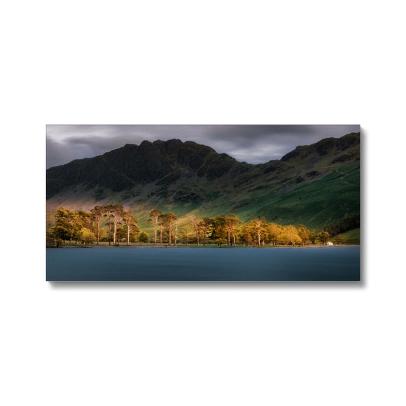 Guarding the Lake! - Buttermere Sentinels, Lake District Canvas