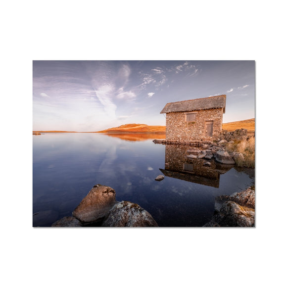 Cumbrian Reflections - Devoke Water, Lake District, United Kingdom Fine Art Print