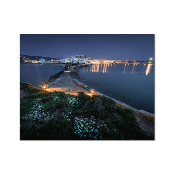 Aegean Twilight - Naxos, Greece Fine Art Print - Sydspicsprints
