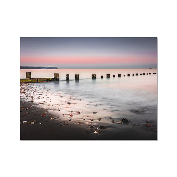 Calmness- Shanklin Beach, Isle of Wight Fine Art Print - Sydspicsprints