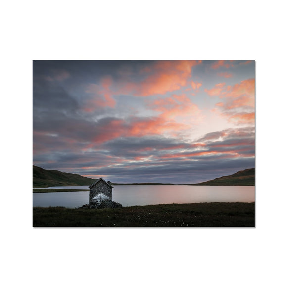 Abandoned - Devoke Water, Lake District, United Kingdom (LIMITED EDITION) Fine Art Print