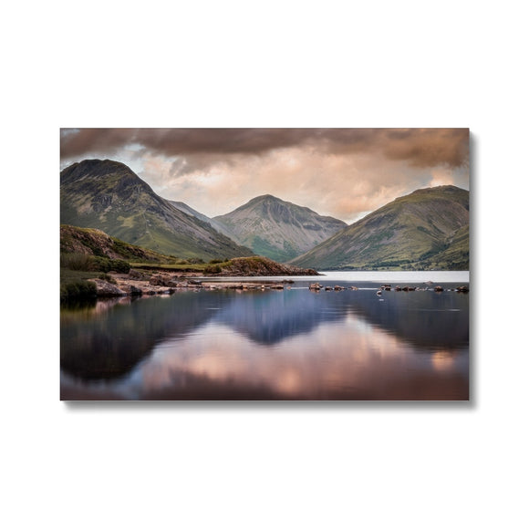 Trinity - Wast Water, Lake District, United Kingdom Canvas