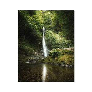 The White Lady - Lydford Gorge, Dartmoor Fine Art Print