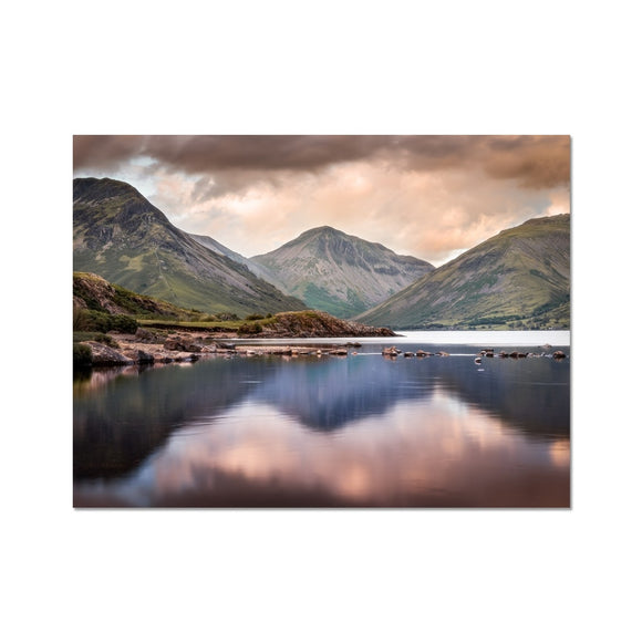 Trinity - Wast Water, Lake District, United Kingdom Fine Art Print
