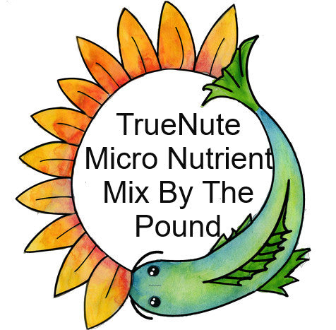 TrueNute Micro Nutrient Mix By the Pound