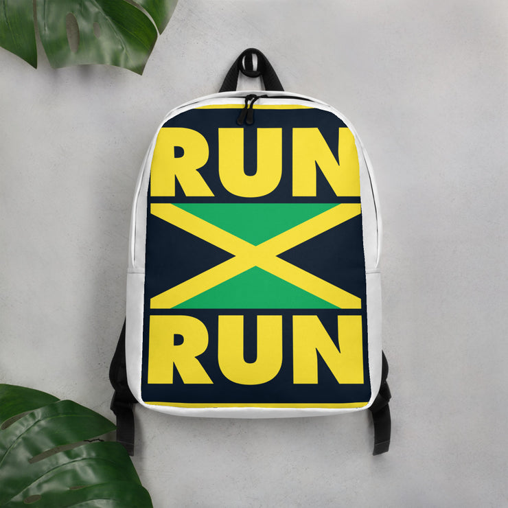 Run Jamaica Run Minimalist Backpack