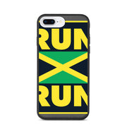 Run Jamaica Run Biodegradable phone case