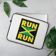Run Jamaica Run Laptop Sleeve
