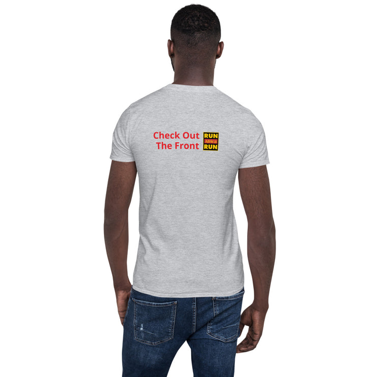Check out Africa Short-Sleeve Unisex T-Shirt