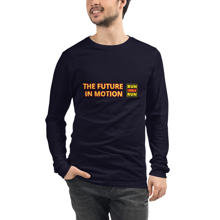 Future Africa Unisex Long Sleeve Tee
