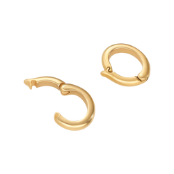 Signature Gold Charm Hook
