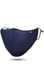Dark Blue Adjustable Reusable Face Mask