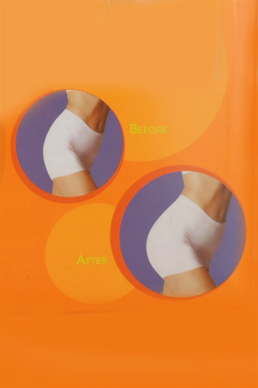 Silicone Buttocks Beige Booster