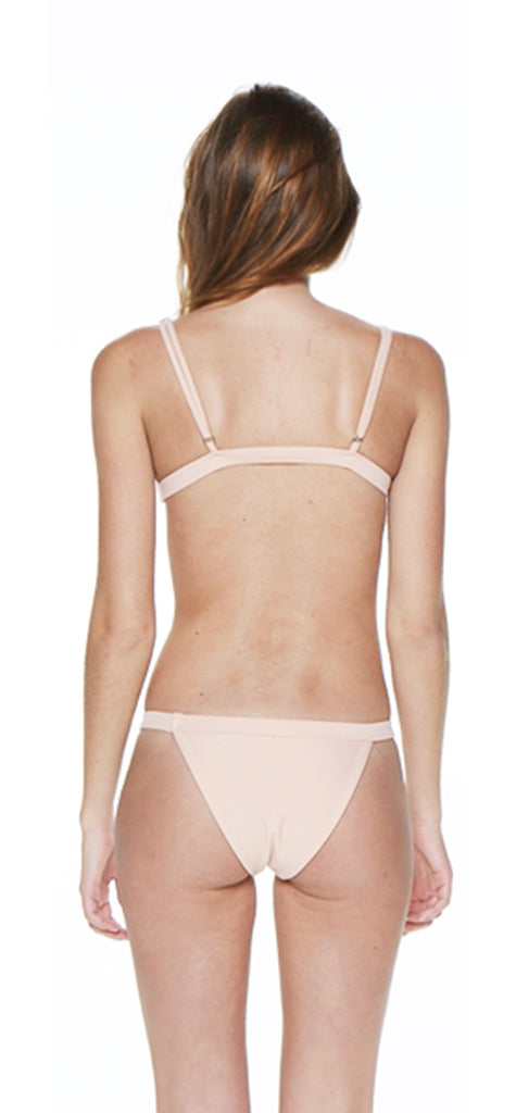 Blush Over the Shoulder Bikini - Emprada