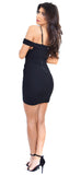 Gabriela Black Dress - Emprada