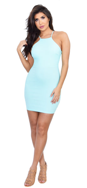 Kayla Mint Dress - Emprada