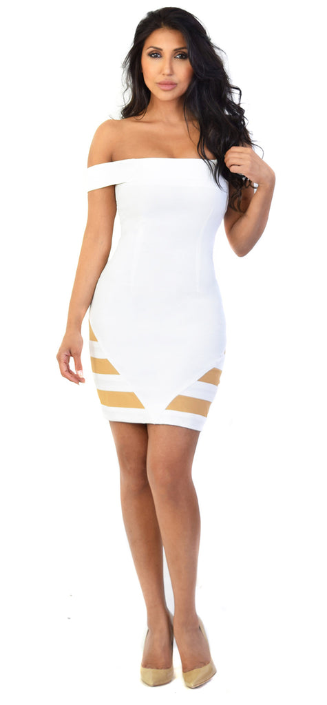 0ea26489b1 Klara White Dress - Emprada