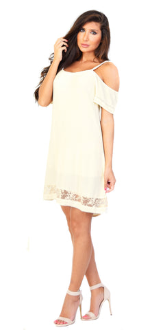 Soho Off Shoulder Dress - Emprada