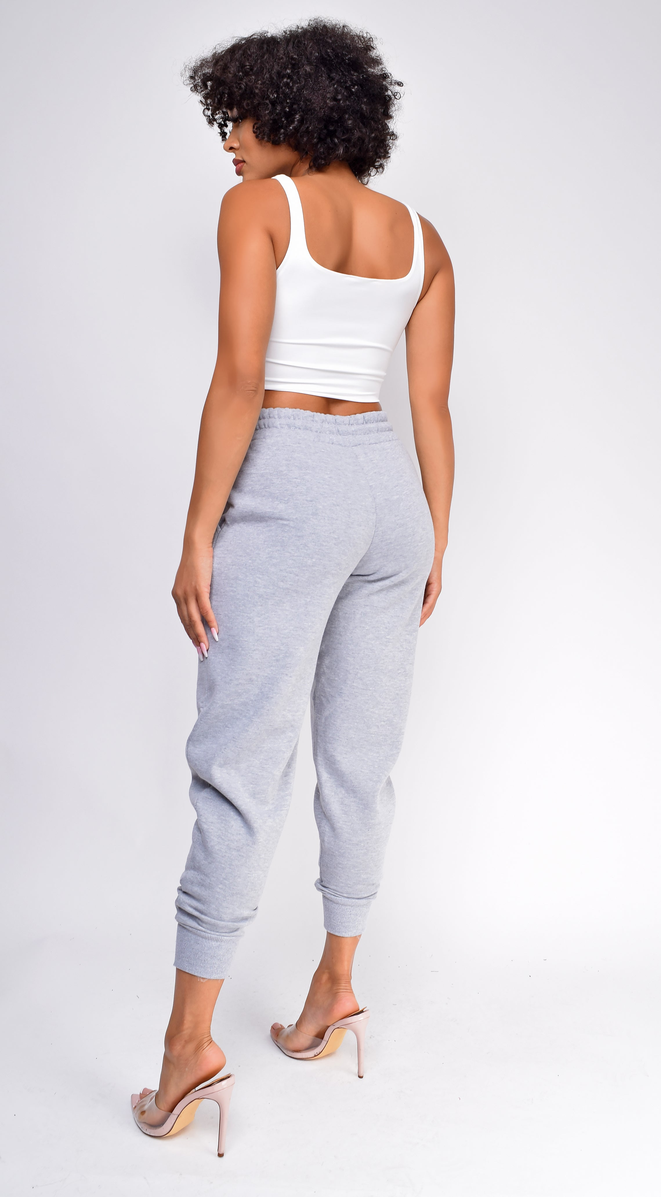 Leisure Grey Joggers