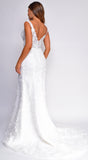 Aiyanna Off White Bridal Gown