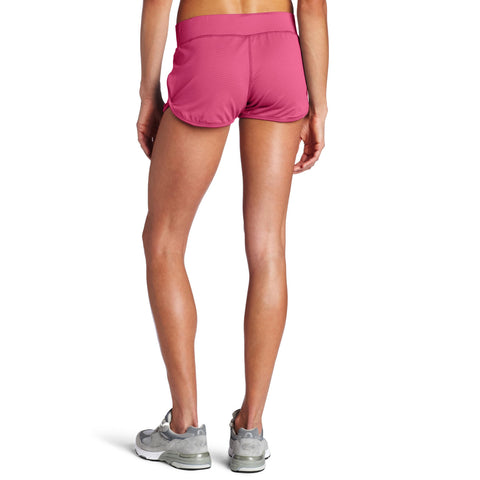 Women's Rose Violet Drop Needle Short - Emprada
