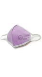 Smile Please Purple Reusable Face Mask