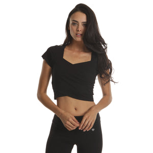 Pump It Up Cropped Top - Emprada