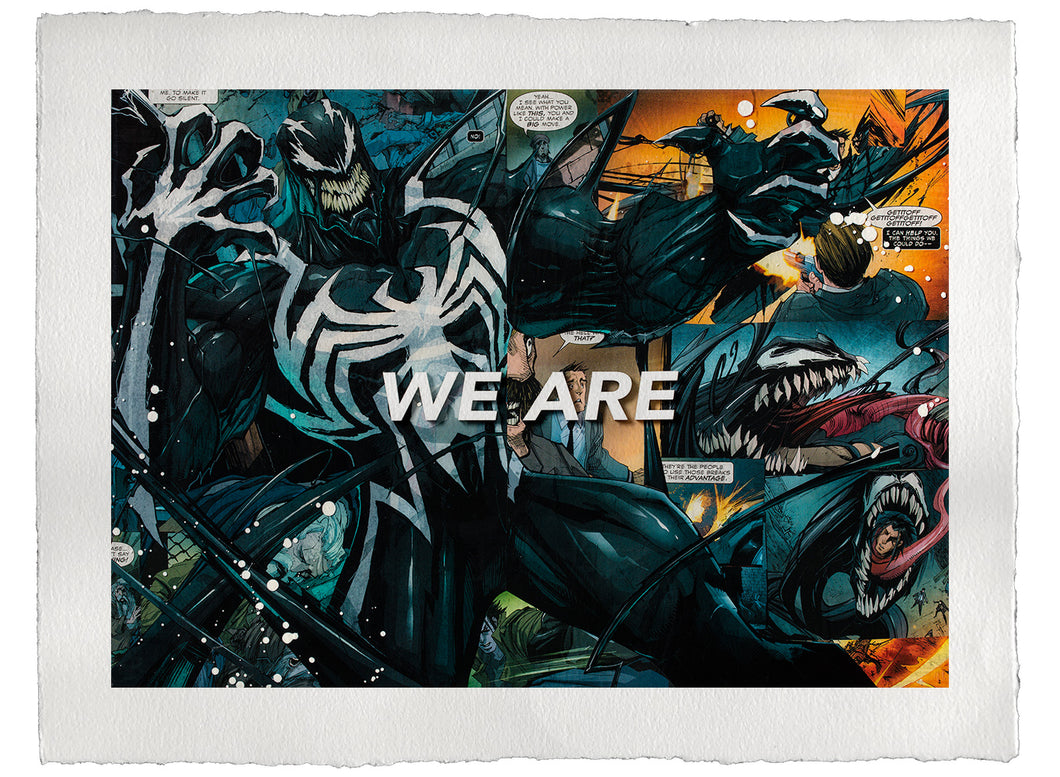 We Are - Print