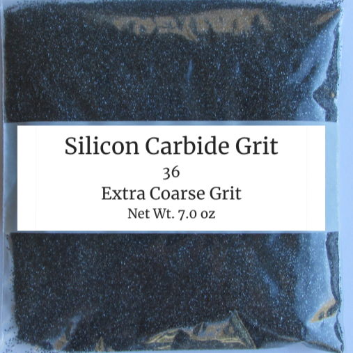 36 grit extra coarse tumbler grit