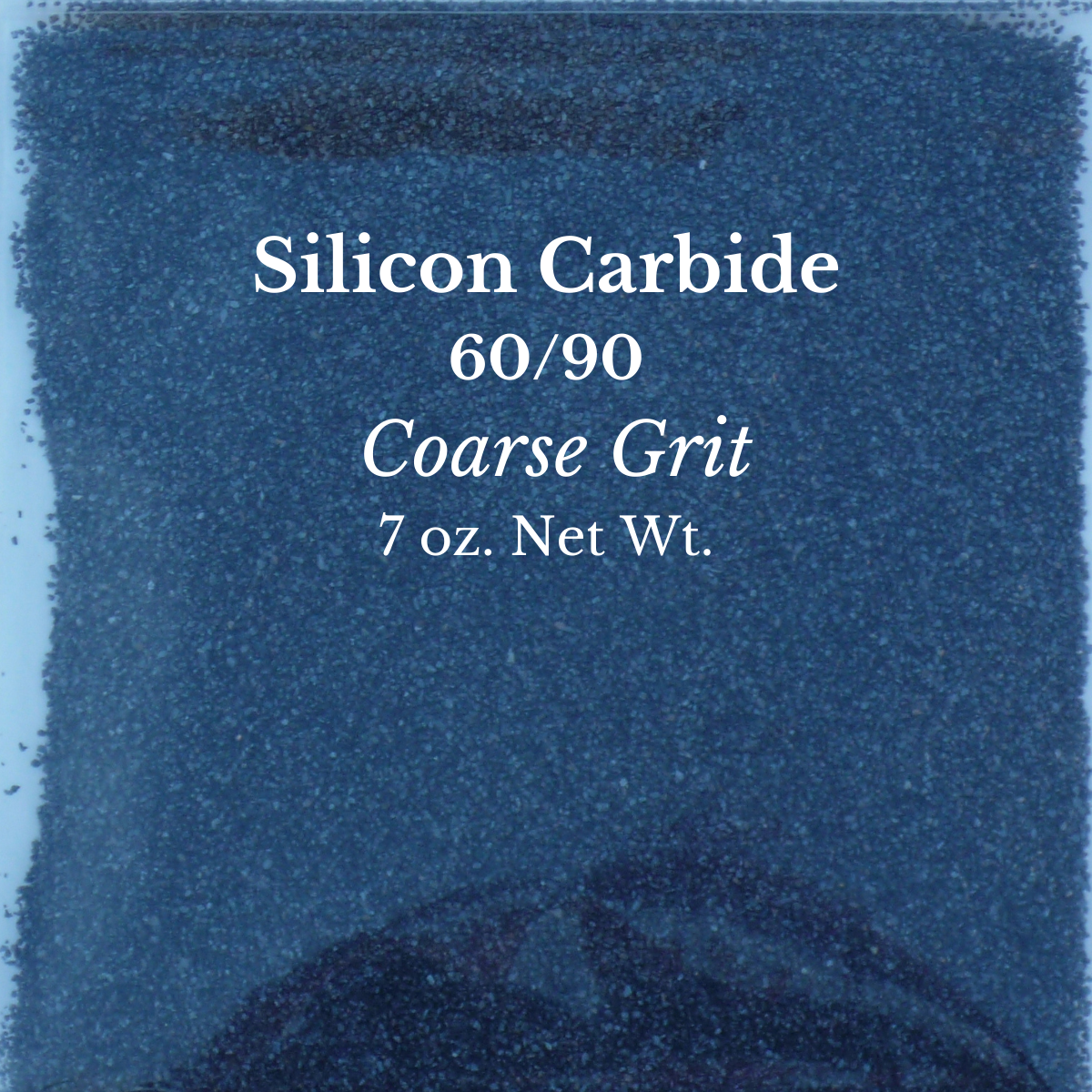 Silicon Carbide Rough tumbling media. 60/90 Grit.