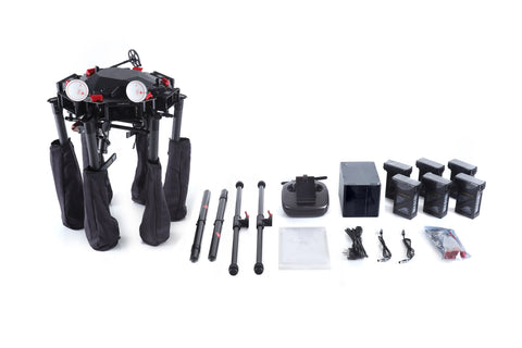 DJI Matrice 600 Industrial Package with Zenmuse Z3 Zoom and XT Thermal Imaging Camera Gimbal