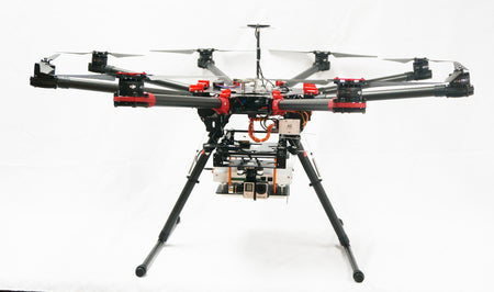 s1000+ RFID Scanner Drone, , , Copter Source, Copter Source - 1