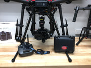 Copter Source Matrice 600 Pro Industrial Combo with ICI's EO/IR Inspector Package w Multi Sensor Payload System (Thermal and Zoom Cameras)