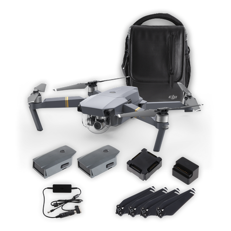 Mavic Pro - Fly More Combo [new], , , Copter Source, Copter Source - 1