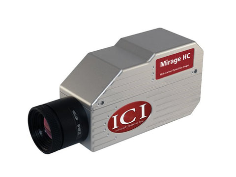 ICI Mirage | Optical Gas Imaging (OGI) Calibrated Thermal Camera with Temperature Measurement