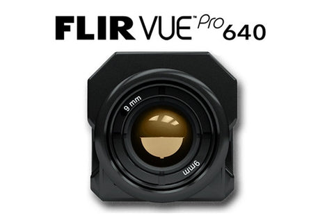 FLIR Vue Pro 640 9mm 30Hz - Thermal Vision Camera for UAS/Drones, , , FLIR, Copter Source - 1