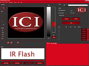 ICI IR Flash Professional Thermal Imaging Software