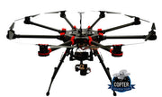 s1000+ Ready to Fly Thermal with Duplex GoPro / FLIR Gimbal, , , DJI, Copter Source - 6