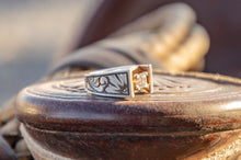 Load image into Gallery viewer, Size 7- Western Cathedral Wedding Ring