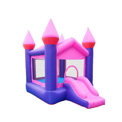 petit chateau gonflable fille princesse