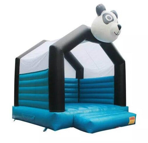 chateau gonflable panda