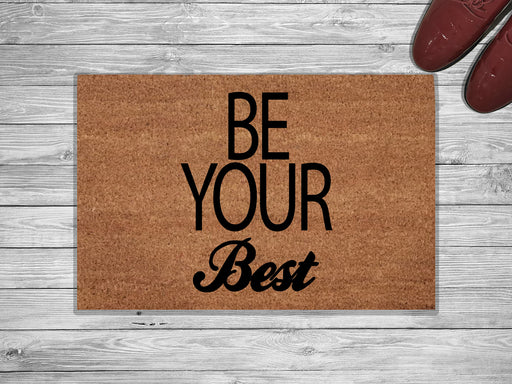 Be your Best Customized Doormat