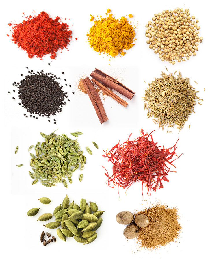 Mr Todiwala's Simple Spices (Vegetarian)